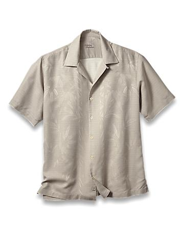 Bamboo Border Camp Shirt