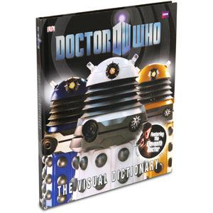 ThinkGeek :: Doctor Who: The Visual Dictionary