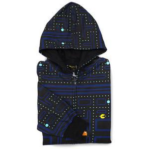 ThinkGeek :: Pac-Man Hoodie