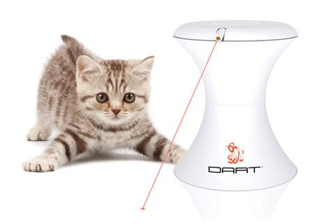 Pet's Laser Chase Toy
