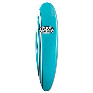 Ron+Jon+10&#39;+Soft+Surfboard+-+Light+Blue