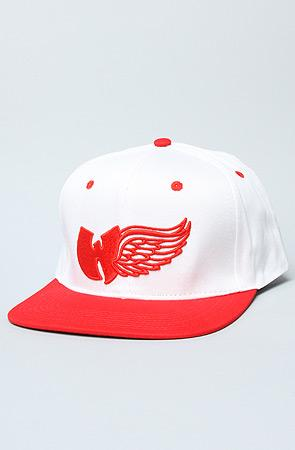 Wutang Brand Limited The Wu Wing Snapback Cap in White : Karmalo...