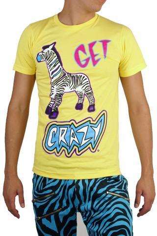 Get Crazy Tee