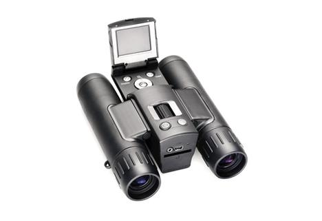 Digital Camera Binoculars with LCD