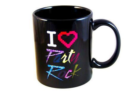 I Heart Party Rock Mug