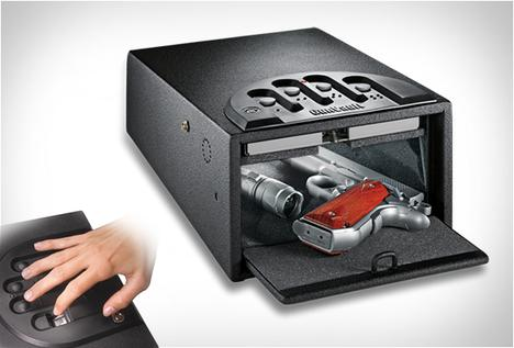 GUNVAULT | BIOMETRIC GUN SAFE