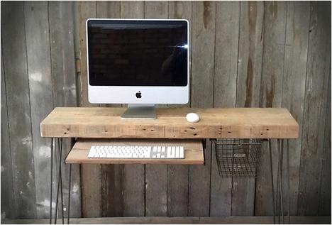 INDUSTRIAL WORK DESK