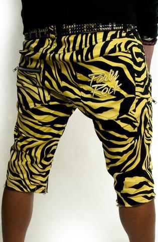 Zebra Huck Finns