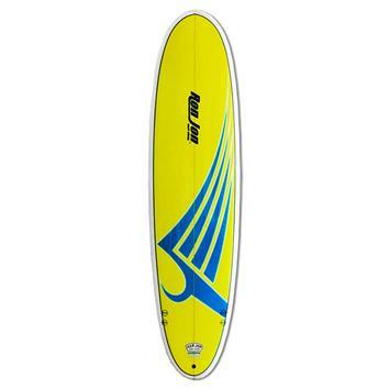 "Ron Jon 6' 8"" Egg Surfboard"