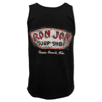 Ron Jon Old Sign Tank