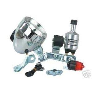 Bullet Headlight Taillight Bike Generator Set