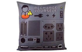 Recharge Pillow - Meninos Store