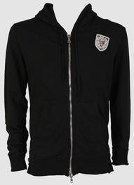 Balmain Zip hoodie
